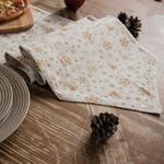 chemin-de-table-noel-or-moderne-blanc