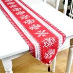 chemin-de-table-noel-traditionnel-blanc-rouge