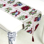 chemin-de-table-houx-noel-patchwork