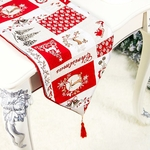 chemin-de-table-noel-argent-rouge-et-blanc