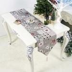 chemin-de-table-noel-argent-gris