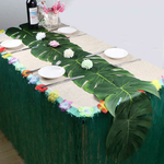 set-de-table-feuille-de-palmier-anniversaire-jungle