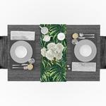 chemin-de-table-jungle-feuilles