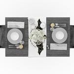 chemin-de-table-nordique-viking-blanc-et-noir-anniversaire