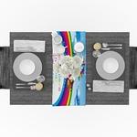 chemin-de-table-anniversaire-licorne-arc-en-ciel