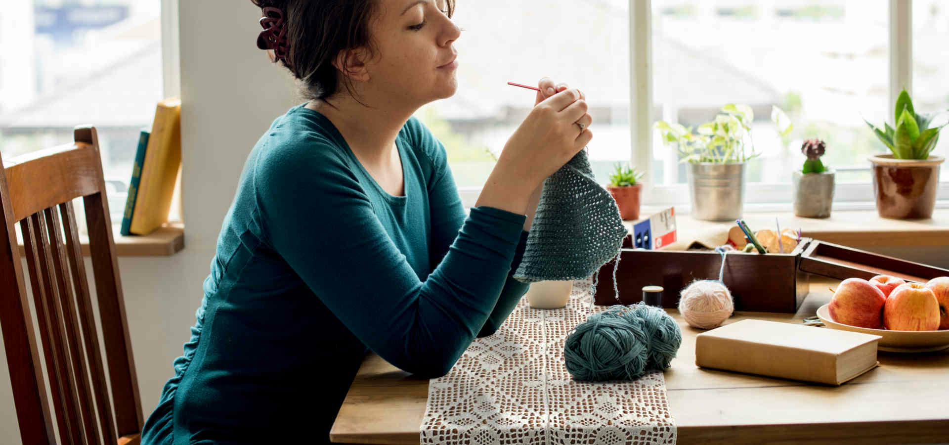 deco-de-table-faite-au crochet
