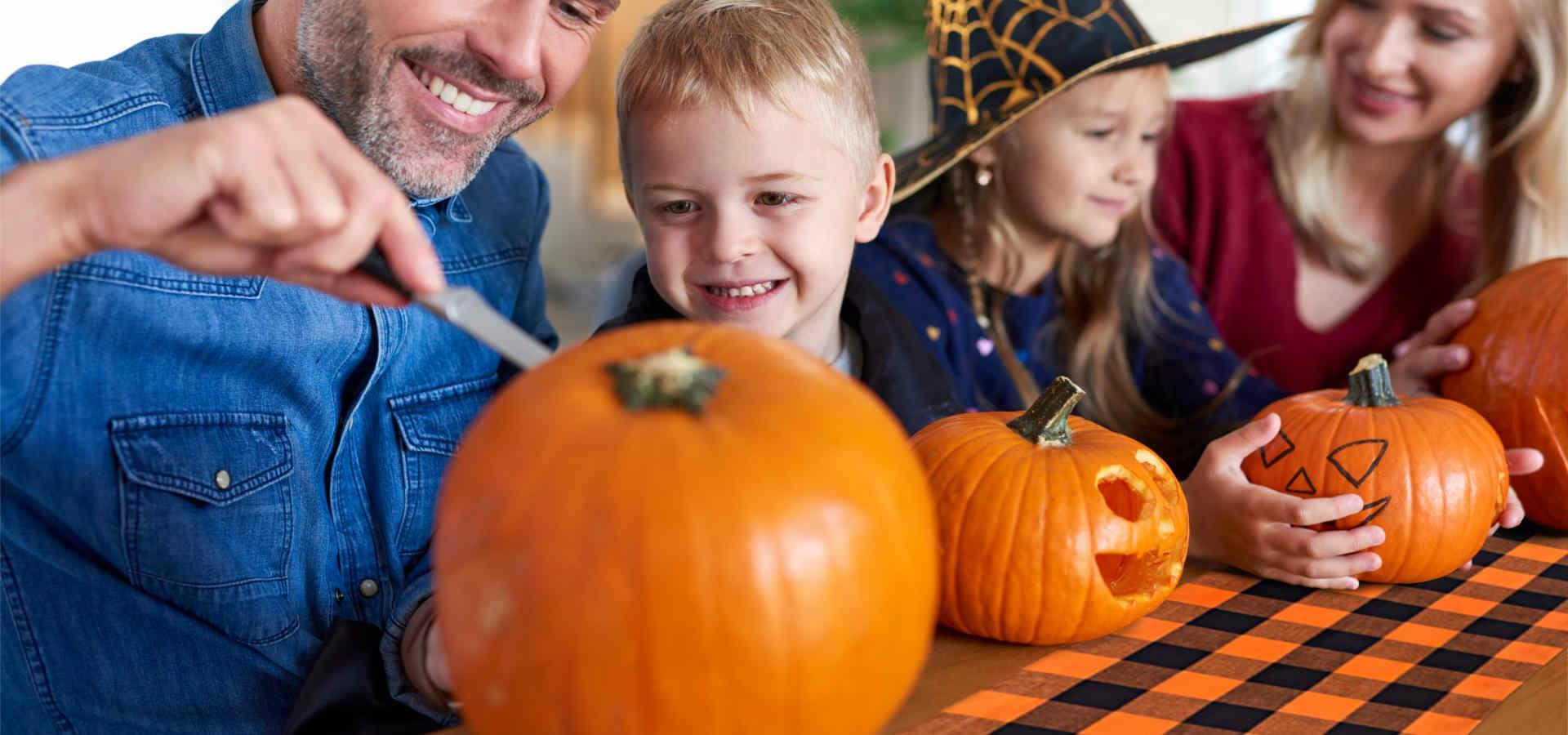 decoration-de-table-halloween-orange