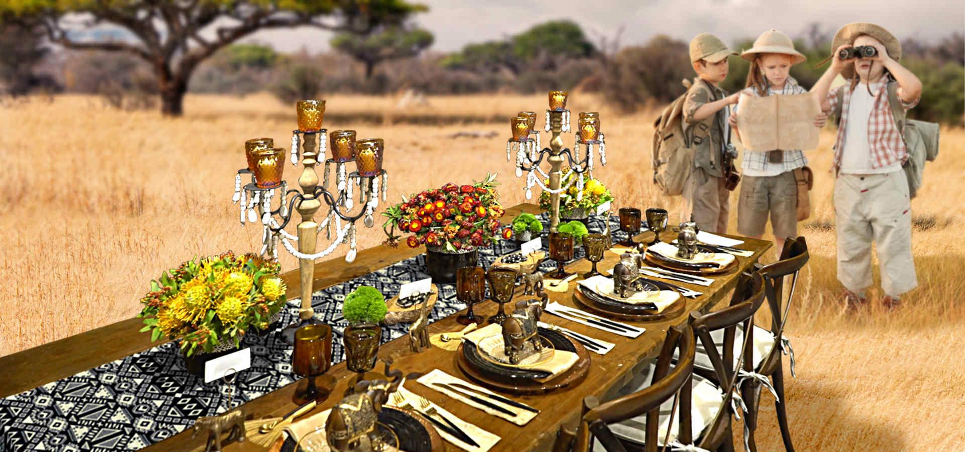 decoration-table-afrique