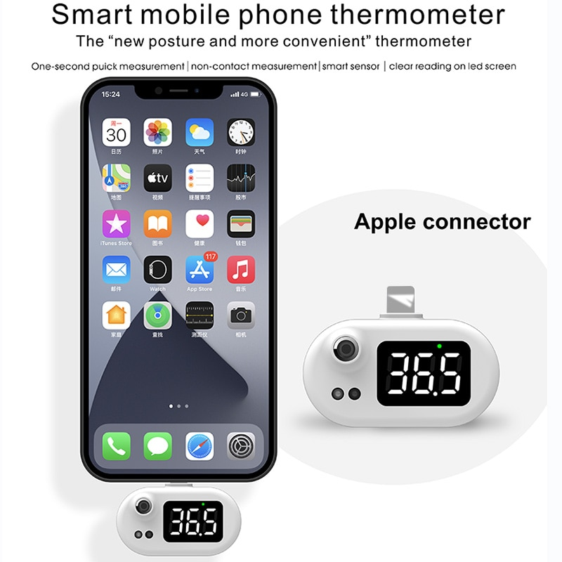 Portable-lectronique-num-rique-corps-humain-thermom-tre-infrarouge-front-oreille-thermom-tre-t-l-phone