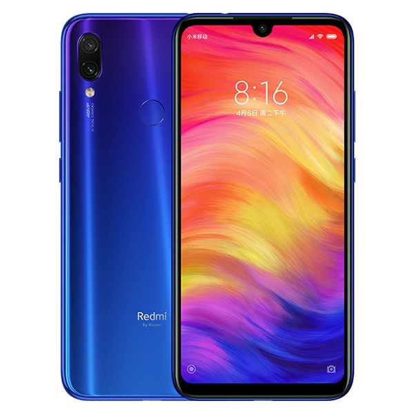 Xiaomi Redmi Note 5 4 GB 64 GO Smartphone Snapdragon 636 Octa Core 2160x1080 5.99 Pouces 4000 mAh 12MP