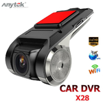 Anytek-X28-Mini-voiture-DVR-cam-ra-Full-HD-1080-P-Auto-enregistreur-vid-o-num