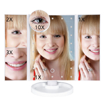cran-tactile-LED-22-lumi-re-maquillage-miroir-Table-bureau-maquillage-1X-2X-3X-10X