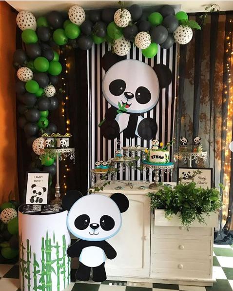 decoration-panda