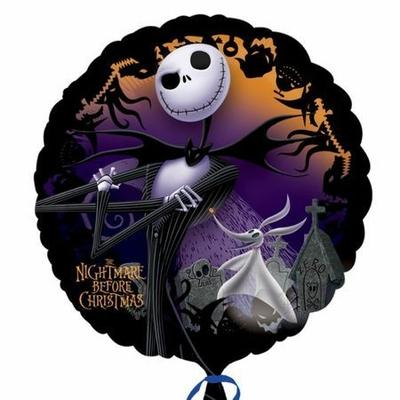 Ballon Disney Halloween En Mylar