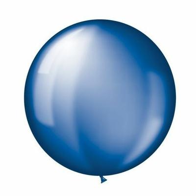 Ballon Géant En Latex Bleu