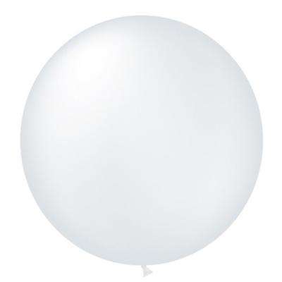 Ballon Géant En Latex Blanc