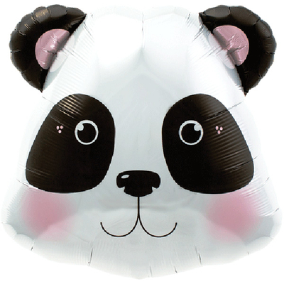 Ballon aluminium ou mylar Panda