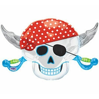 Ballon Géant Pirate