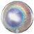 ballon-holo-rond-argent
