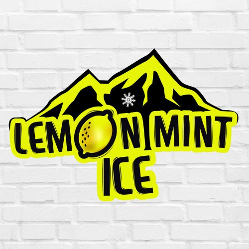 E-liquide Lemon Ice 10ml E-Intense