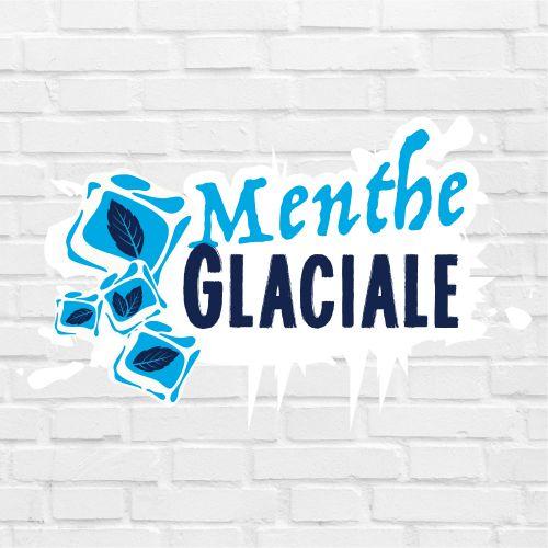 E-liquide Menthe Glaciale 10 ml E-intense avec arôme naturel