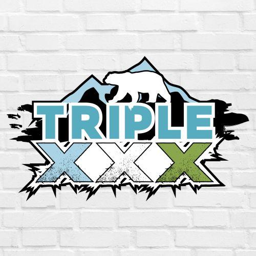 E-liquide Tiger Triple X marque E-intense aux 3 menthes !