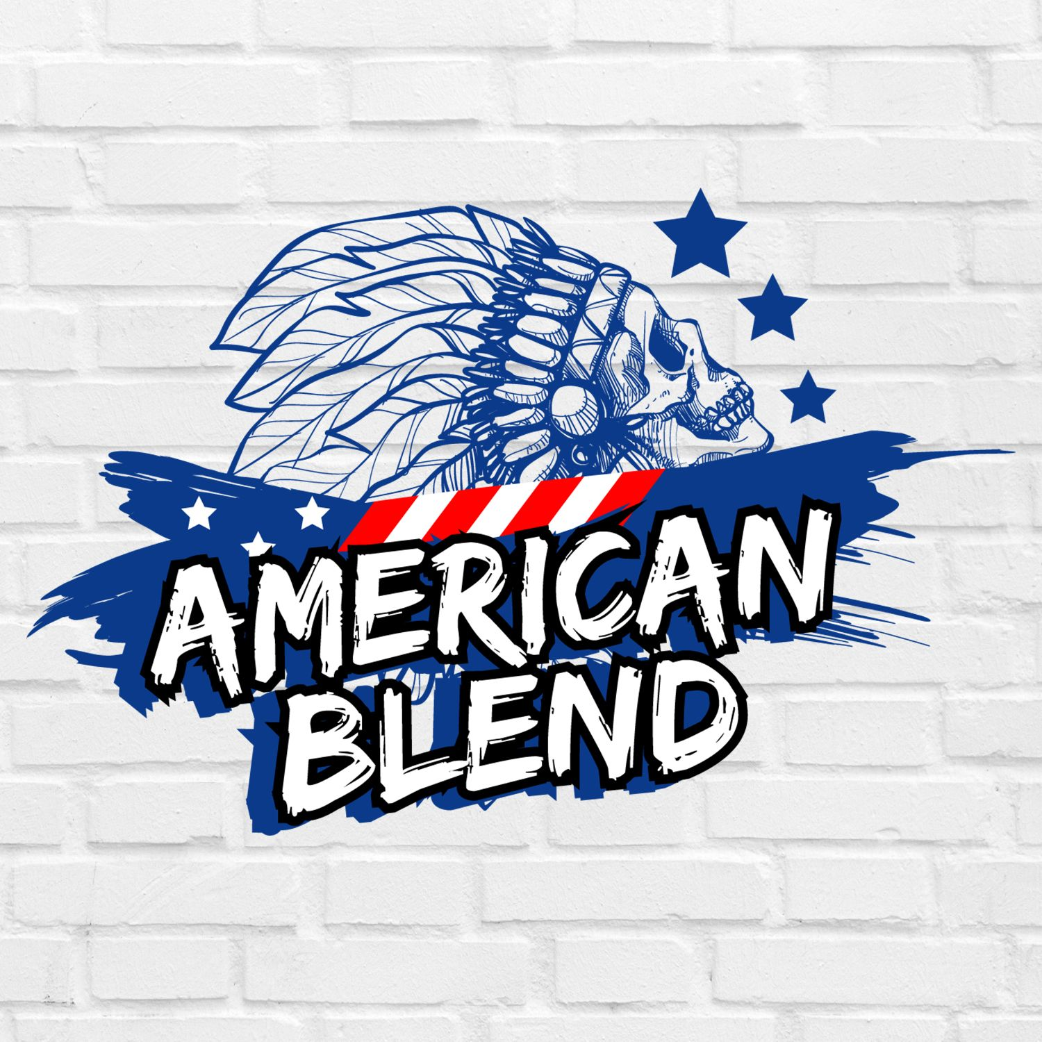 E-liquide American Blend E-Intense 10ml