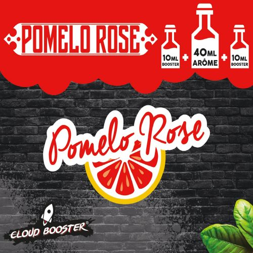 Pomelo Rose 60ml Cloud Booster
