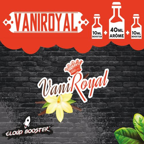 VaniRoyal 60ml Cloud Booster