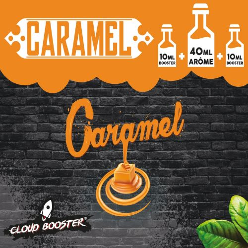 Caramel 60ml Cloud Booster