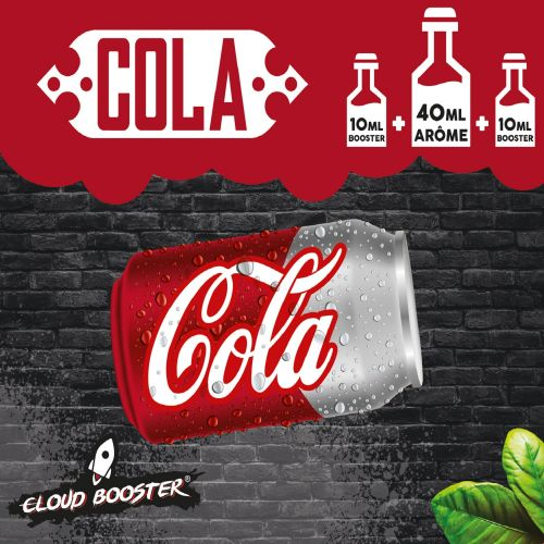 Cola 60ml Cloud Booster E-Intense