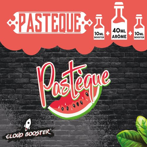 Pasteque 60ml Cloud Booster