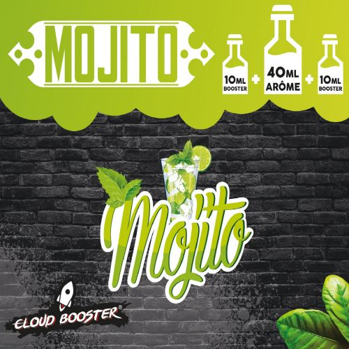 Mojito 60ml Cloud Booster