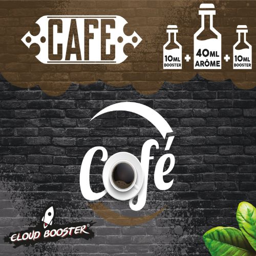 Cafe 60ml Cloud Booster
