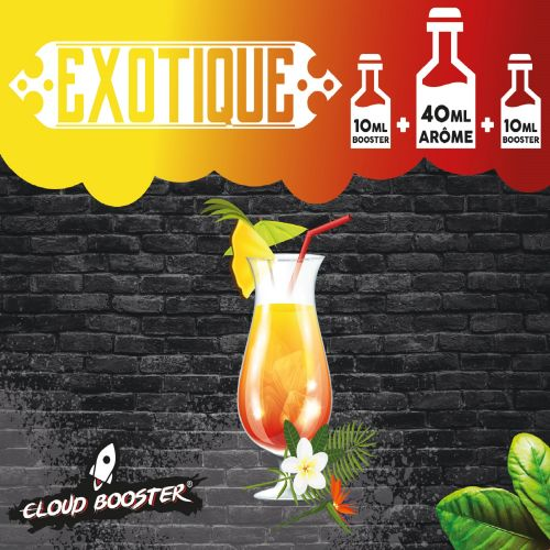 L\'exotique 60ml Cloud Booster