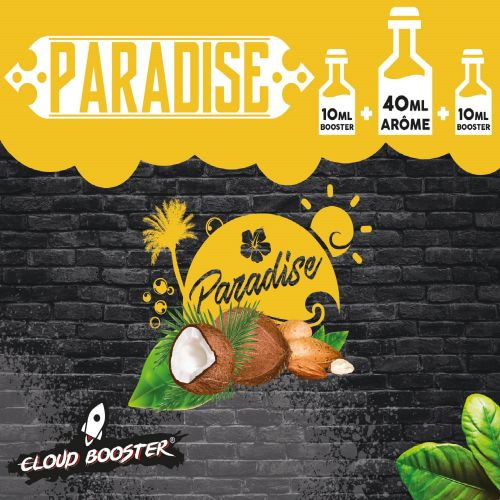 Paradise 60ml Cloud Booster