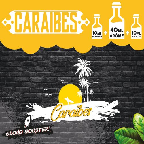 Caraibes 60ml Cloud Booster