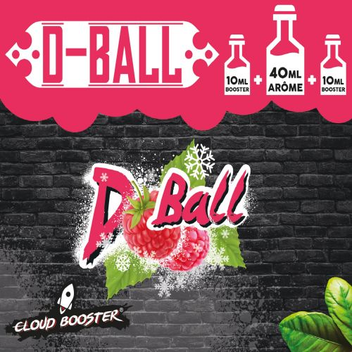 D Ball 60ml Cloud Booster