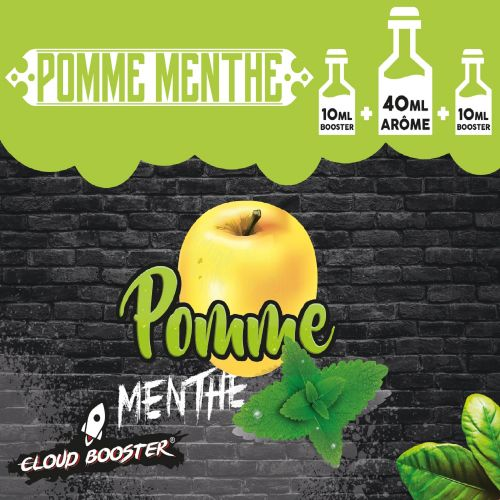 Pomme Menthe 60ml Cloud Booster