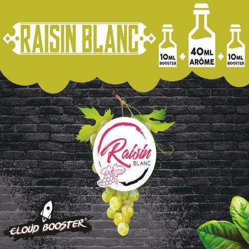 Raisin Blanc 60ml Cloud Booster