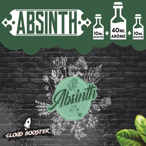 Absinthe 60ml Cloud Booster