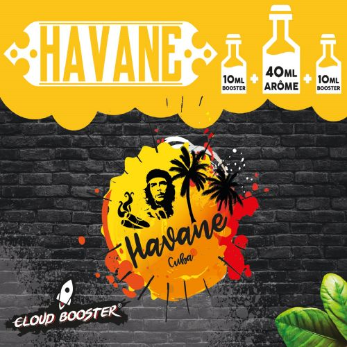 Havane 60ml Cloud Booster