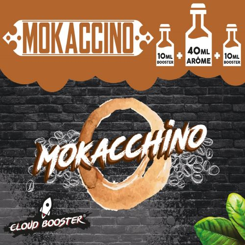 Mokaccino 60ml Cloud Booster