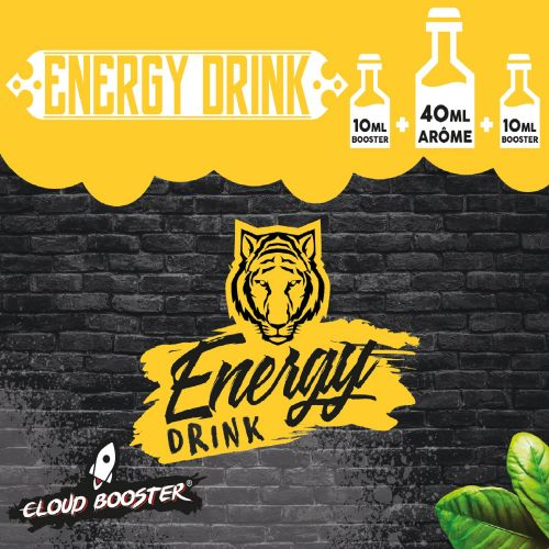 Energy Drink 60ml Cloud Booster