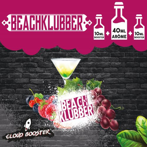 Beach Klubber 60ml Cloud Booster