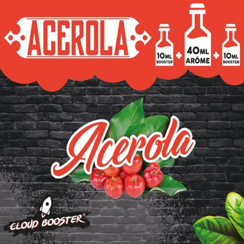 Acerola 60ml Cloud Booster