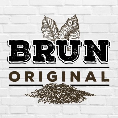 E-liquide Brun Original E-Intense 10ml