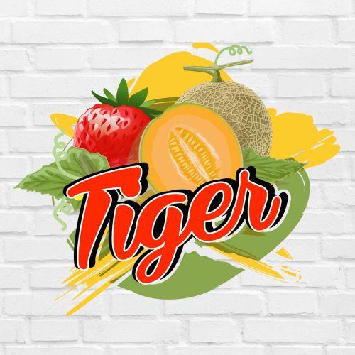 E-liquide Tiger E-Intense 10ml Fraise et Melon