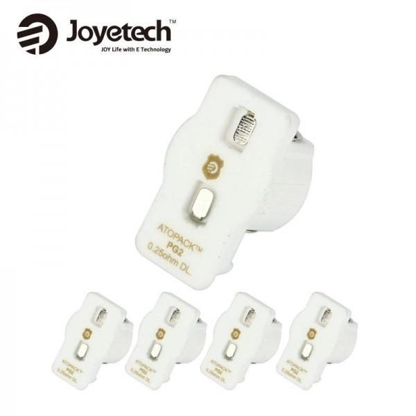 Pack de 5 résistances JVIC Atopack Penguin par Joyetech