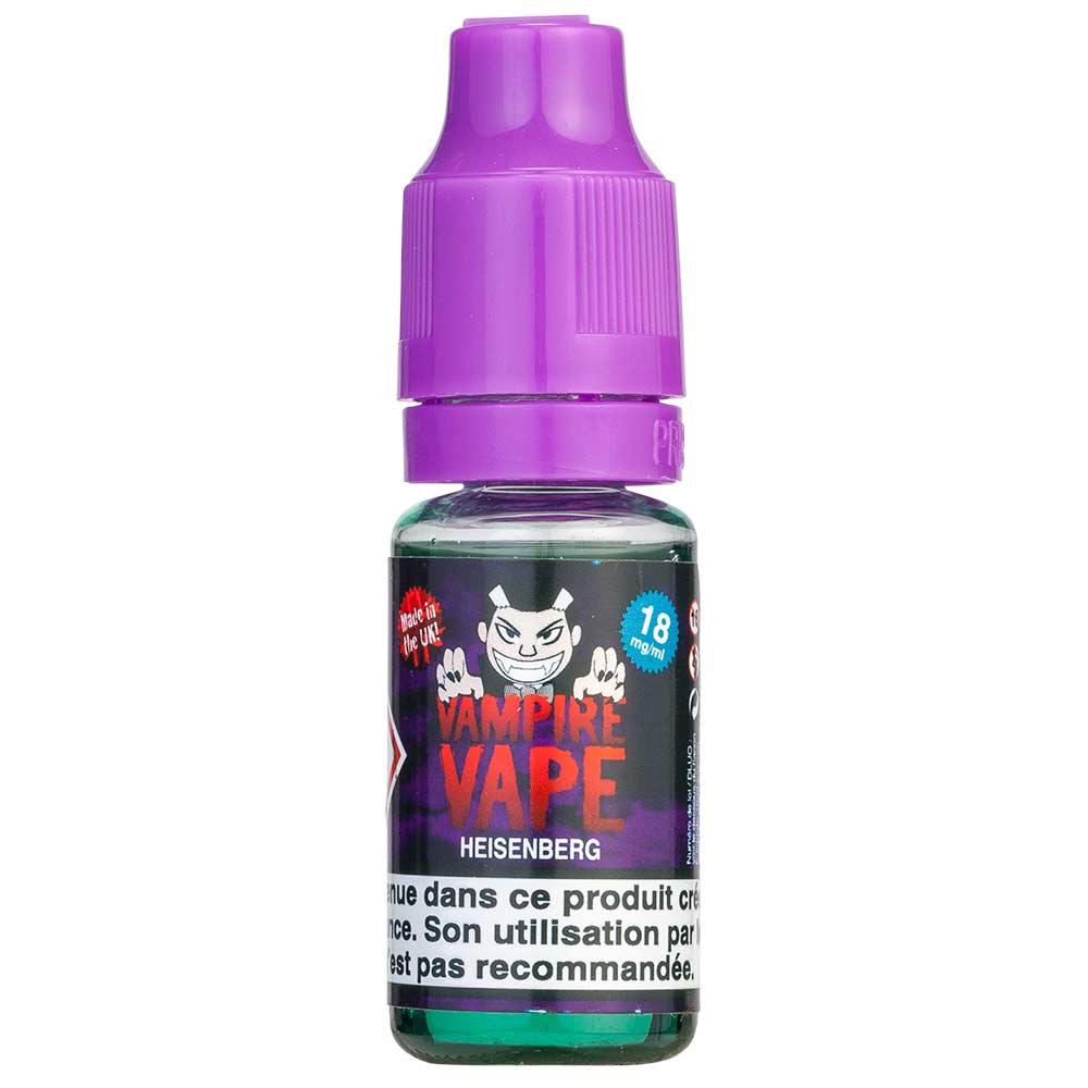 Heisenberg 10ml Vampire Vape